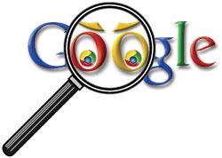поисковая выдача гугл